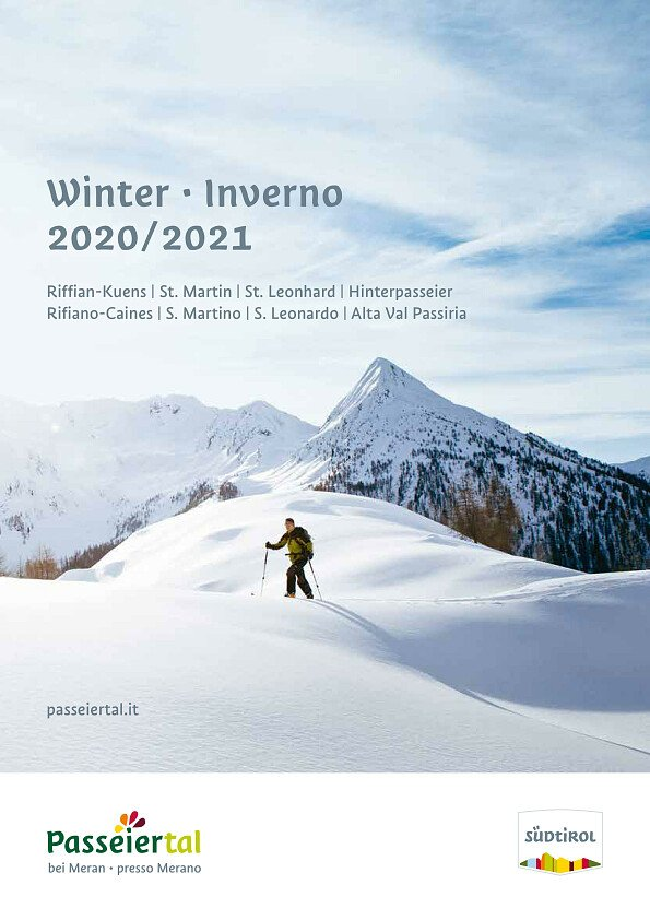 Passeiertal Winter - cover