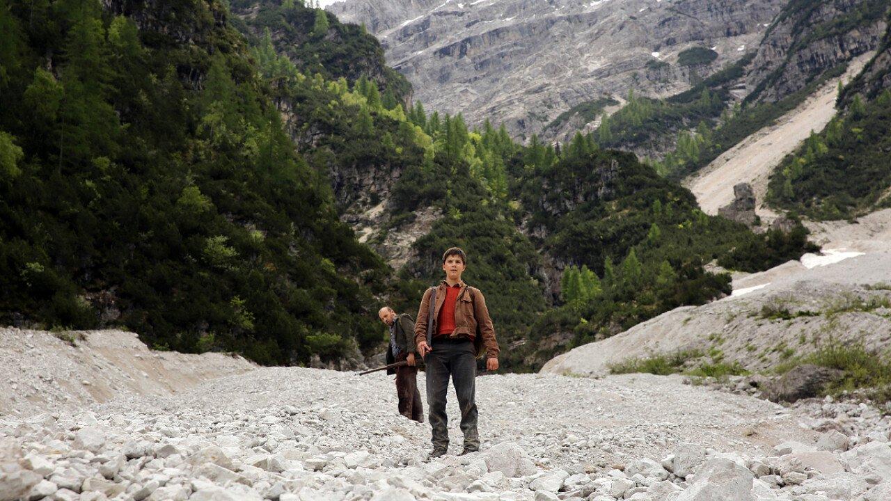 Film girato sulle Dolomiti: La pelle dell'Orso