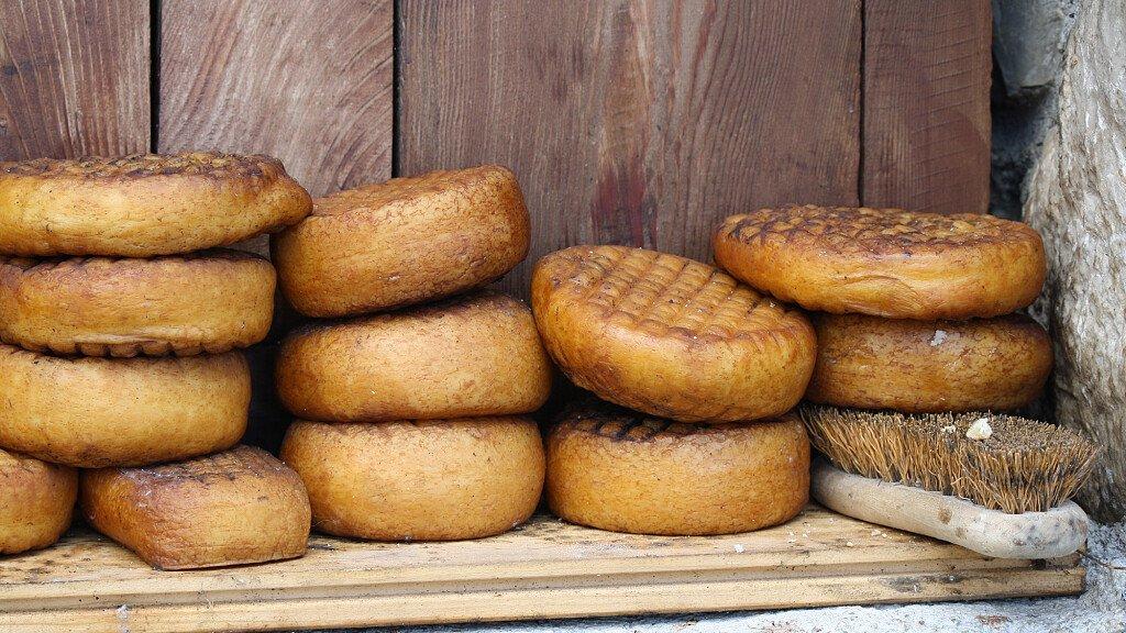 Die Tradition in der Gastronomie: der Käse - cover