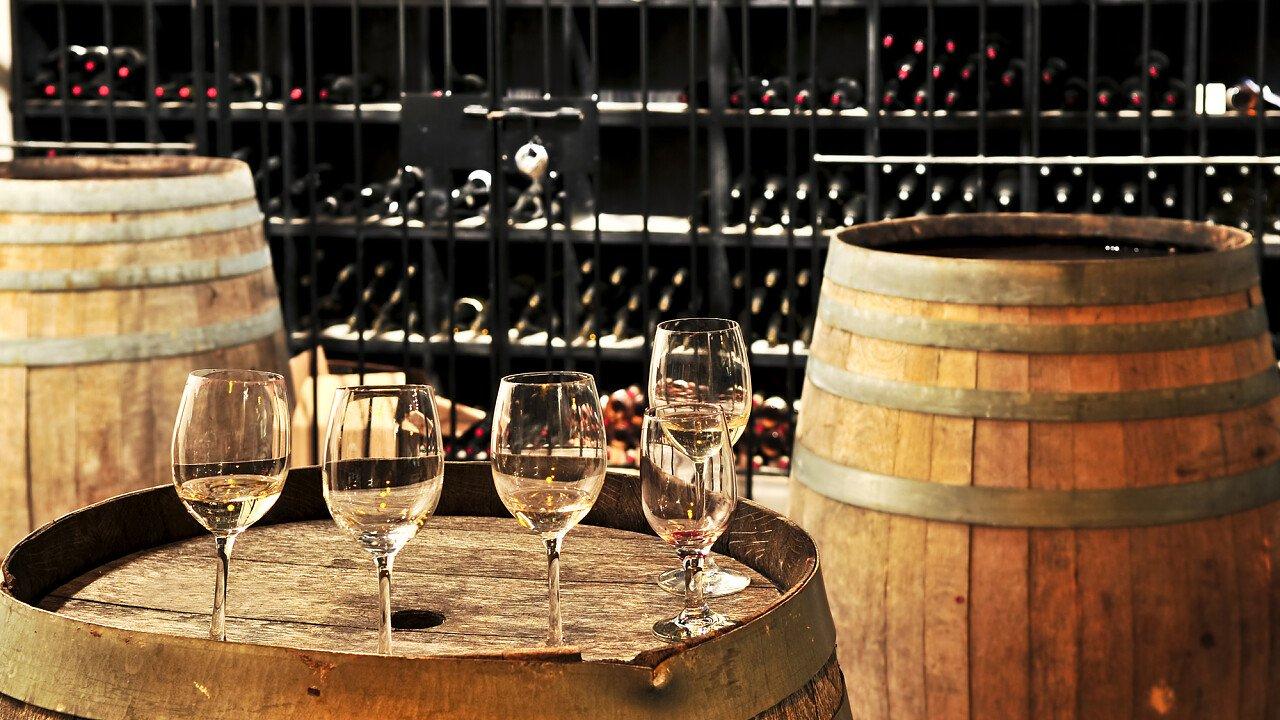 Tour delle cantine di vino delle Dolomiti e assaggi di vino