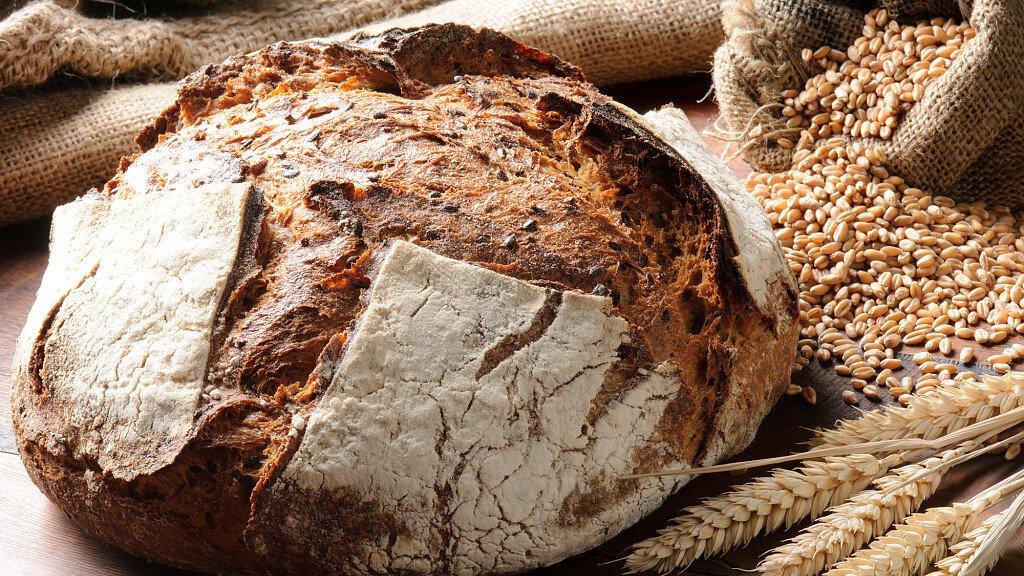 Das Brot der Dolomiten - cover