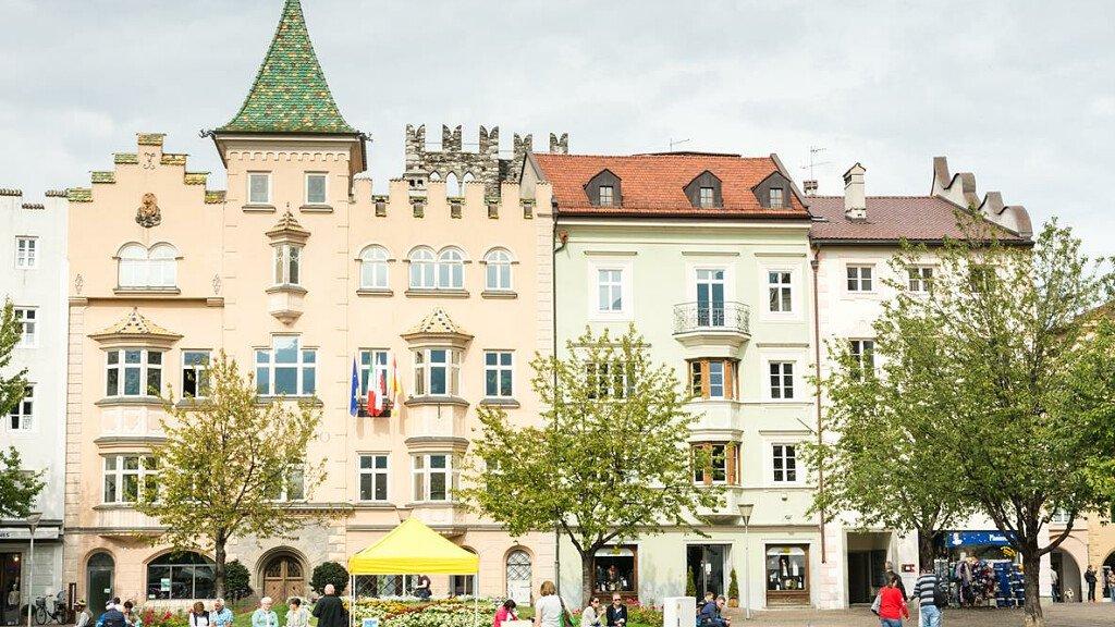Castello o Palazzo Vescovile (Hofburg) - cover
