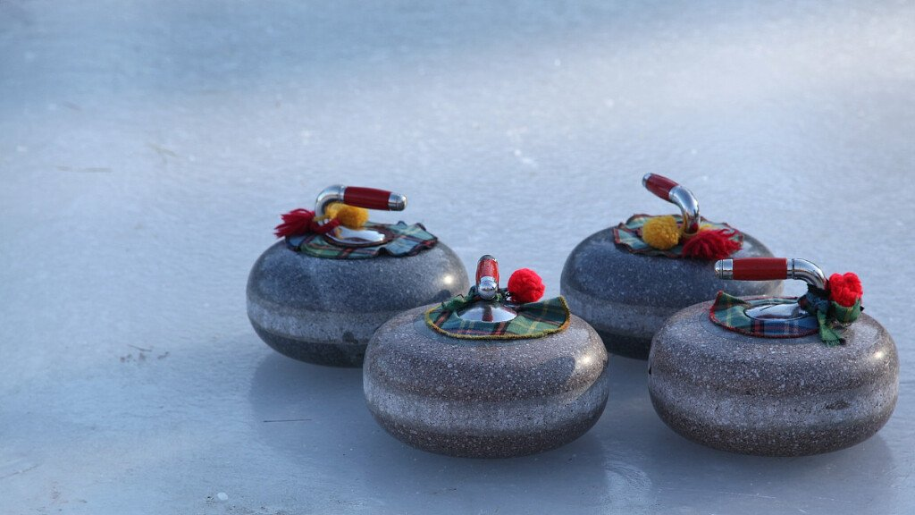 Curling - cover