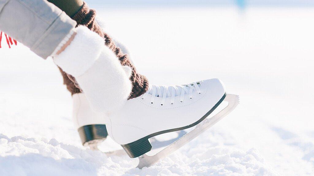 Il pattinaggio su ghiaccio - cover
