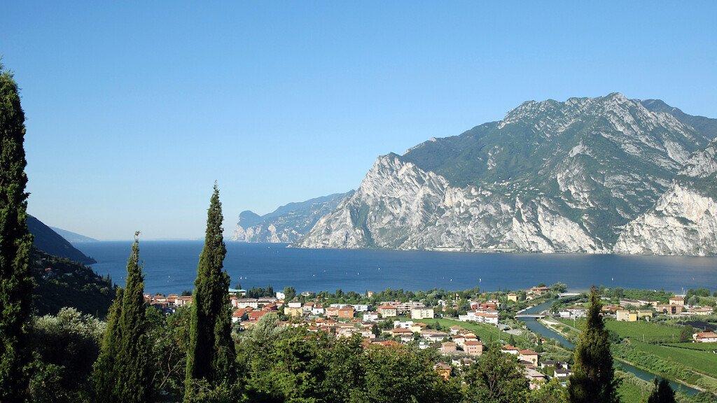 Outdoor Park Garda Trentino: falesie e boulder - cover