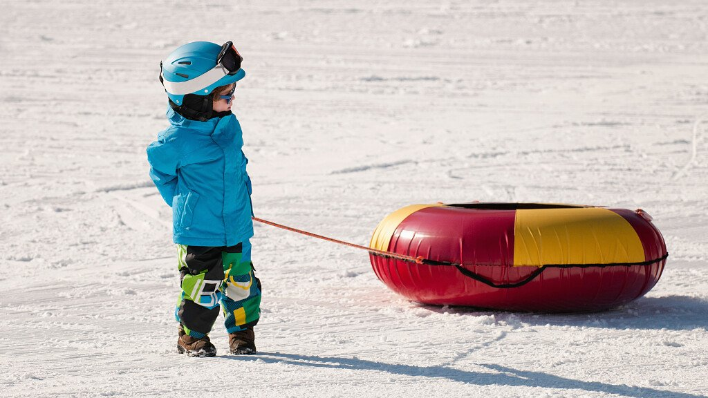 Snow tubing a Plan de Corones - Val Pusteria - cover