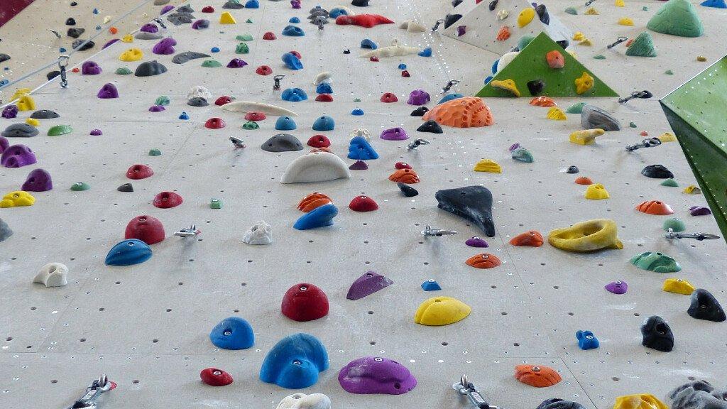 Palestre d'arrampicata nelle Dolomiti - cover
