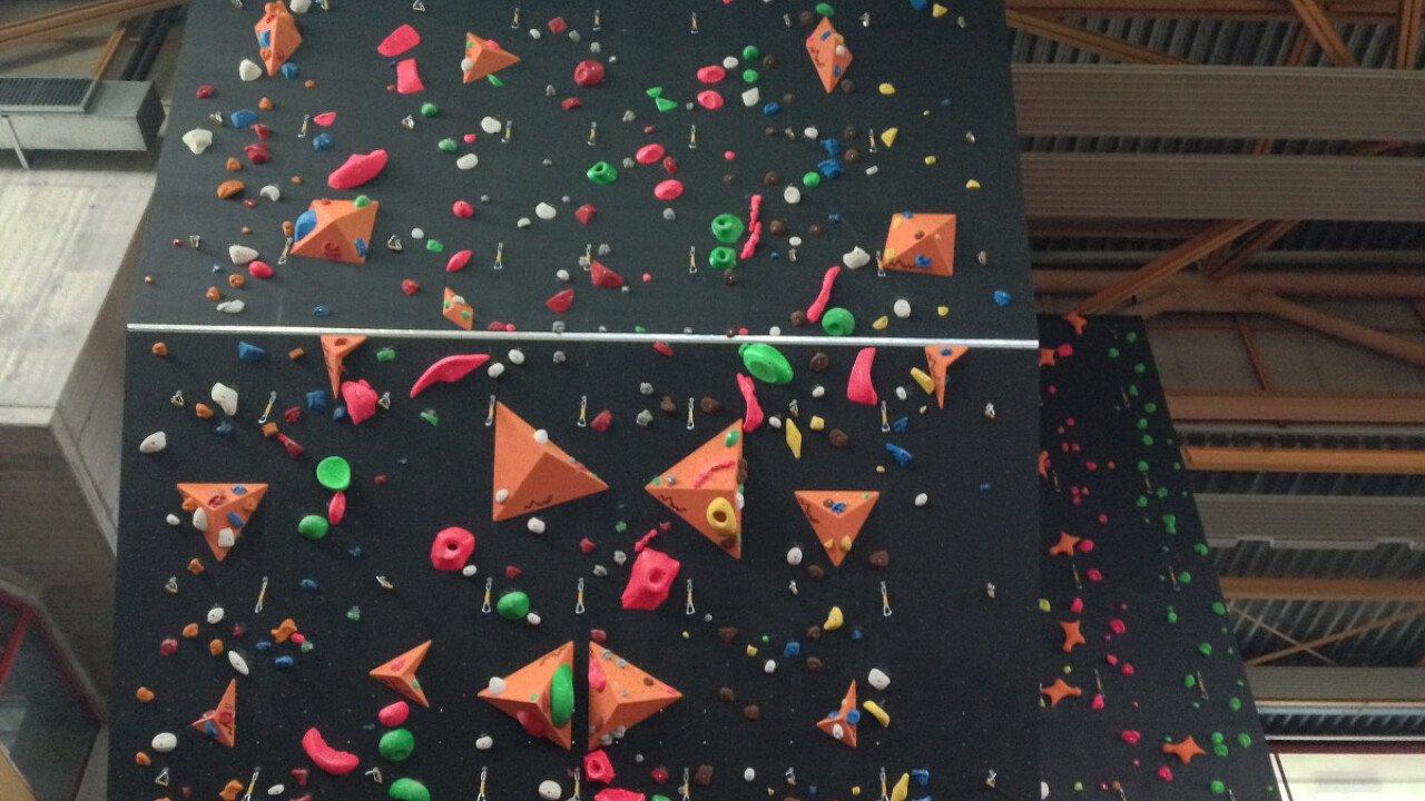 Art Climb la palestra di arrampicata di Sedico, vicino a Belluno
