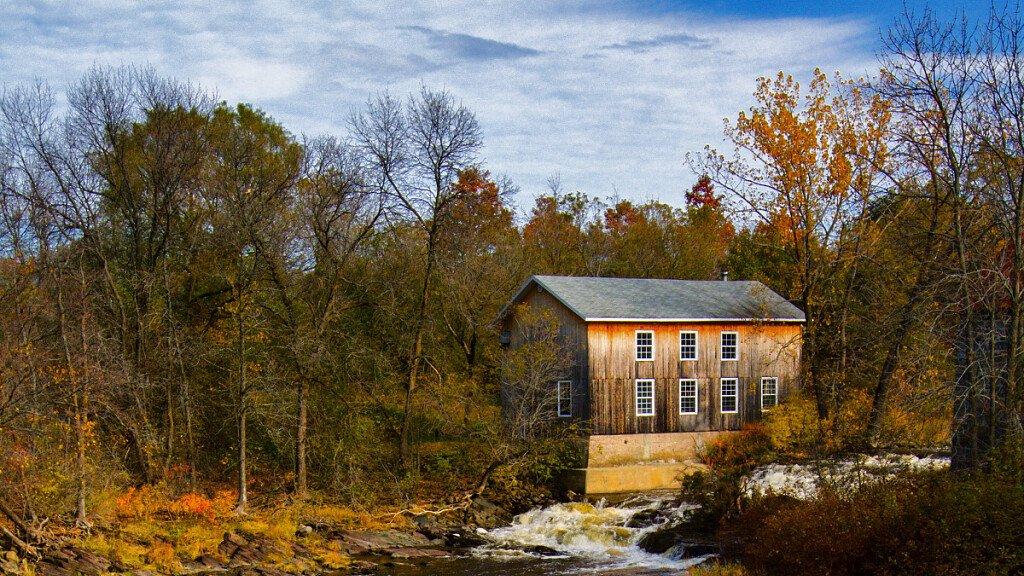 Taialacqua Old Sawmill - cover