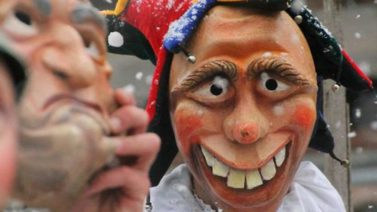Gnaga - Carnevale Val di Zoldo