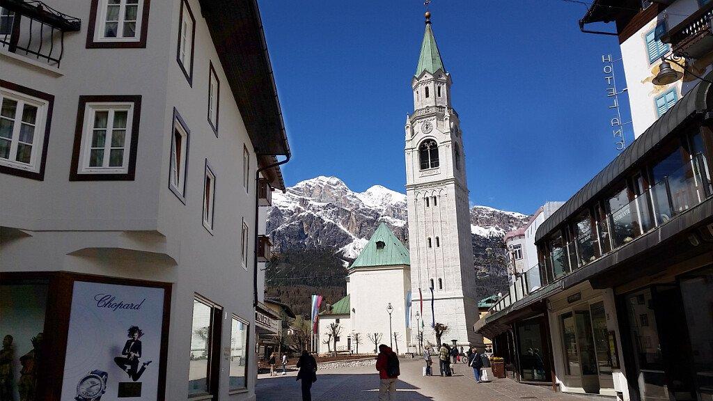 Kunst in Cortina d'Ampezzo - cover