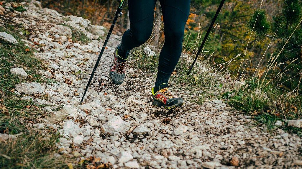 Dove praticare il Nordic Walking in Alto Adige - cover