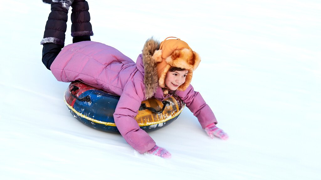 Snow tubing - cover