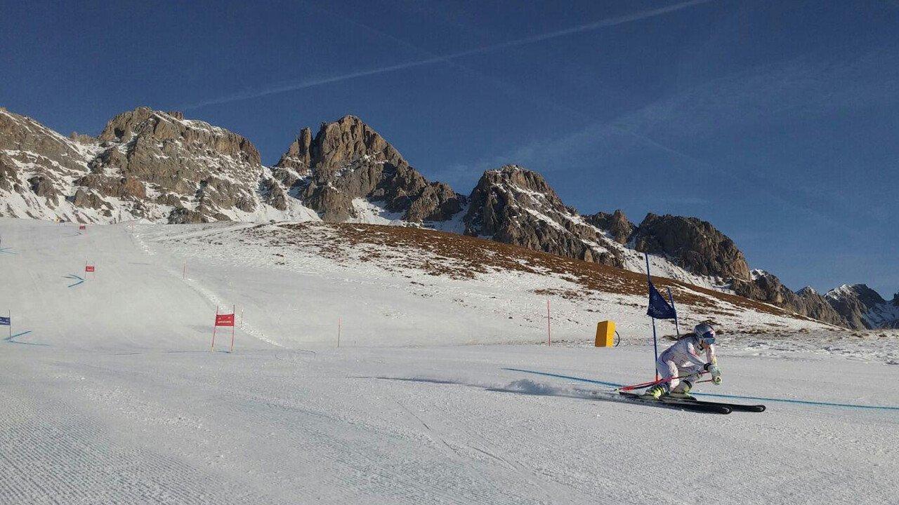 Ski Area San Pellegrino - sci - slalom gigante