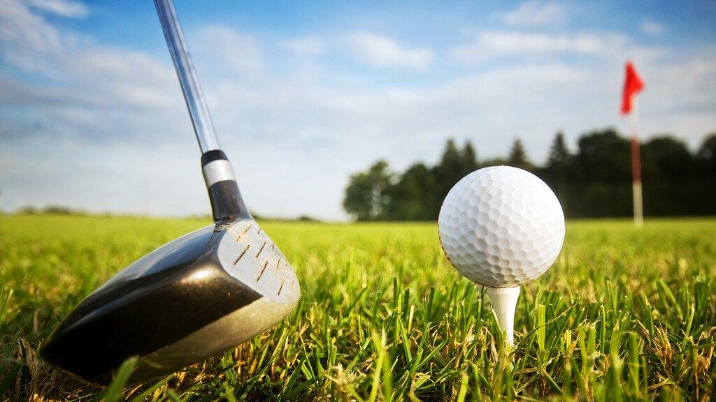Golf nelle Dolomiti - cover