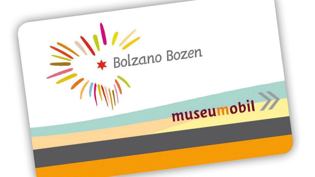 Bolzano Bozen Card Plus - cover