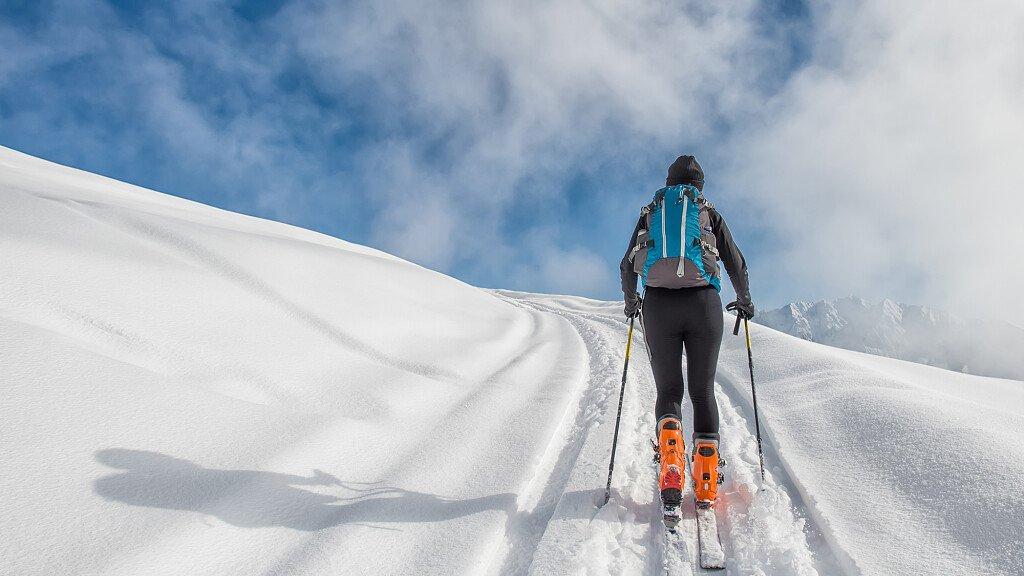 Skitouren in Alpago - cover
