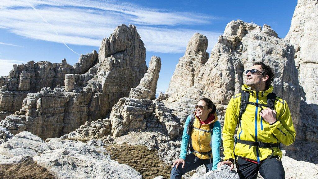 Der Rosengarten-Latemar: die romantischsten Berge der Welt - cover