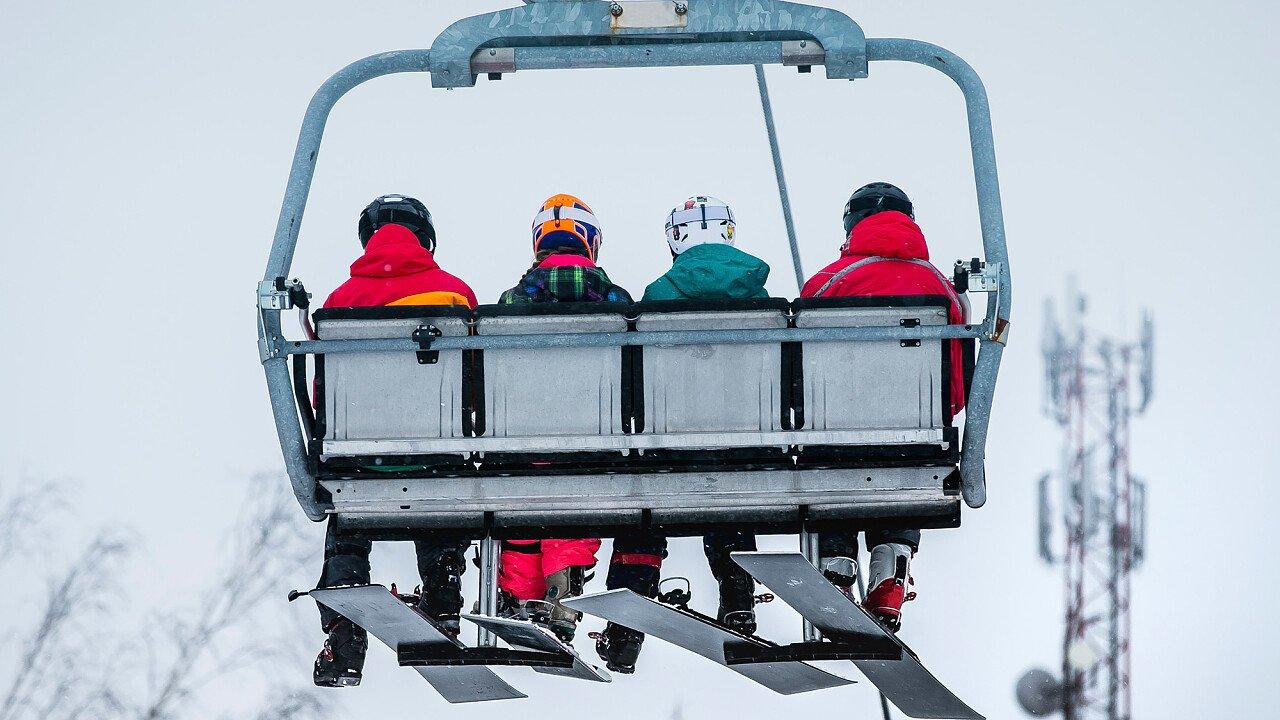 Praticare snowboard sulle innevate del Trentino, Alto Adige e Veneto