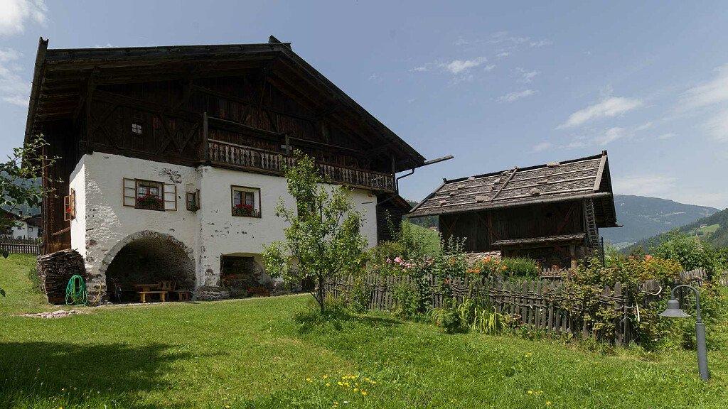 Il museo contadino Rohrerhaus - cover