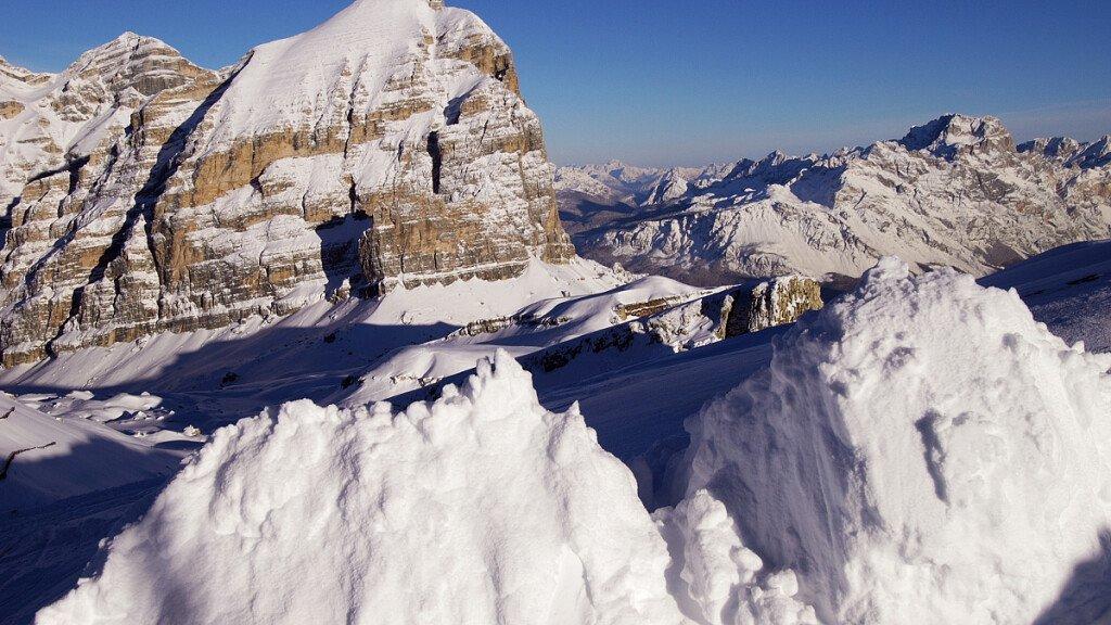 Skitouren in Cortina d'Ampezzo - cover