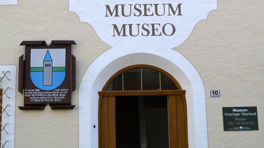 Museo Alta Val Venosta - cover