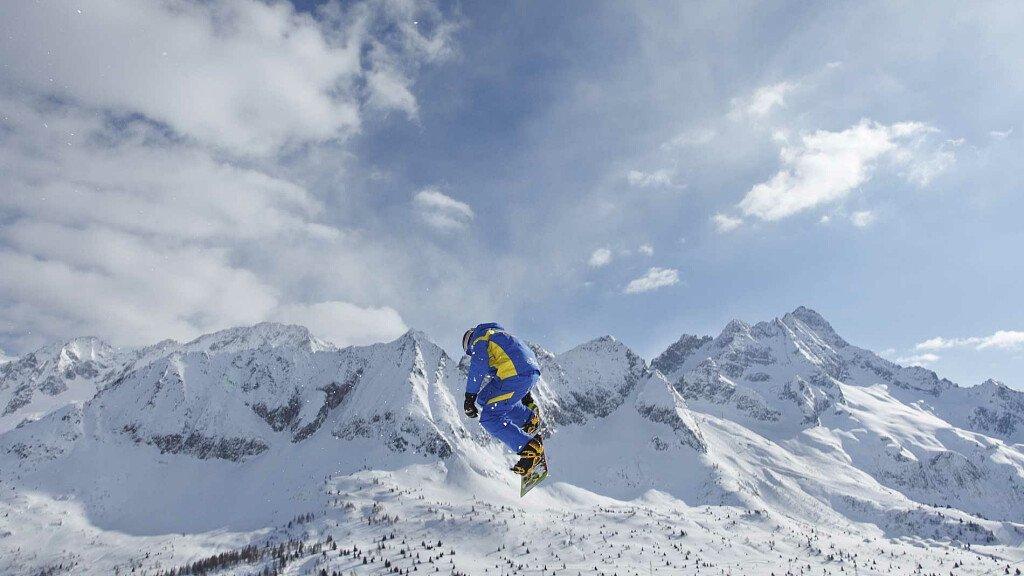 Winter Nordic walking in Val di Sole - cover