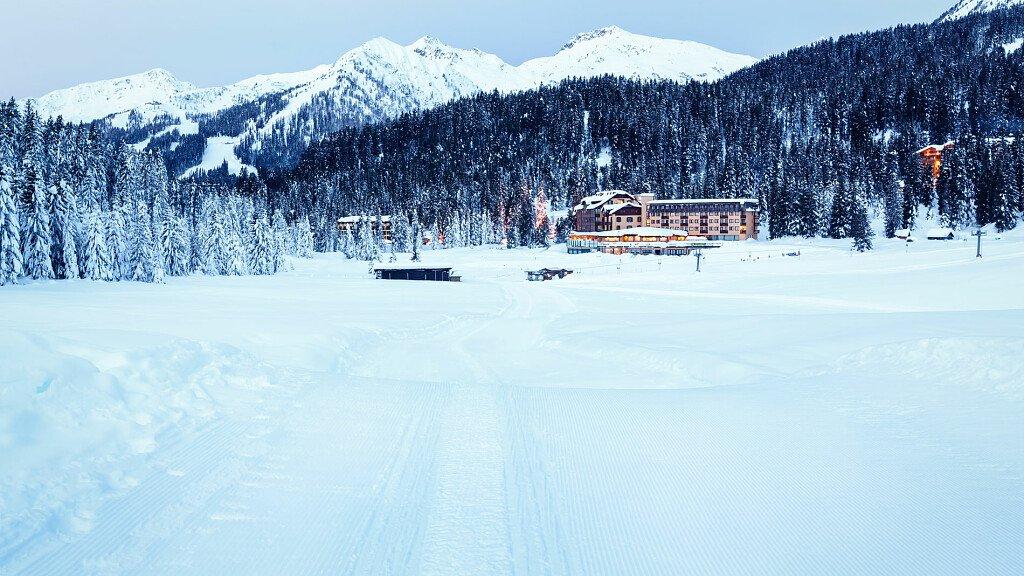 Skitouren in Madonna di Campiglio - cover