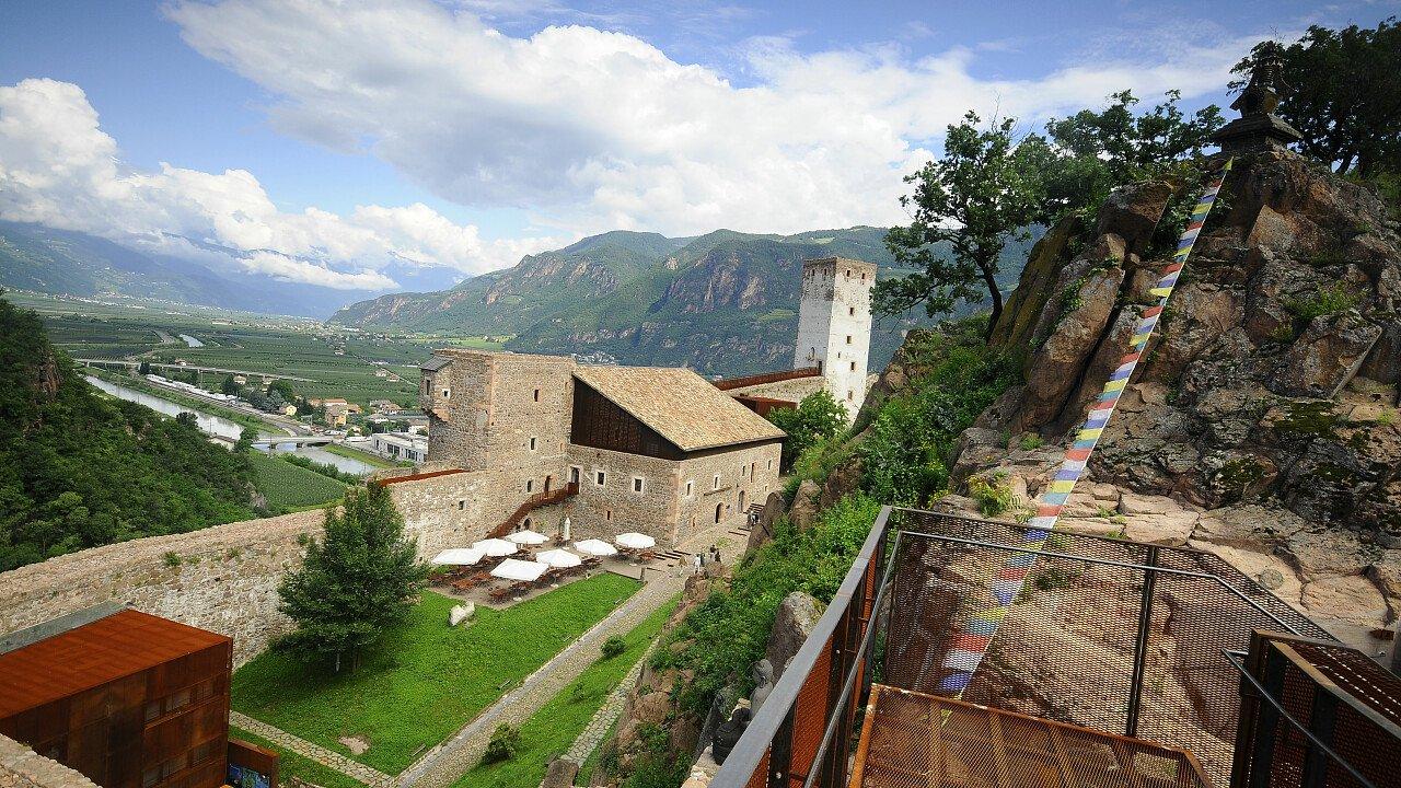 I monumenti del Giardino del Sudtirolo