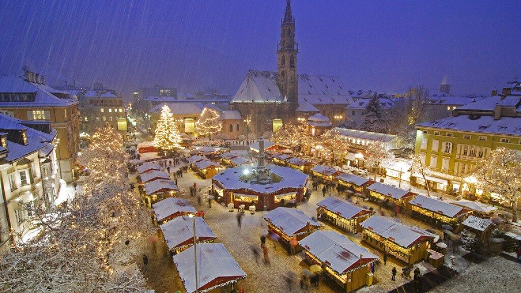 Mercatino di Natale di Bolzano - cover