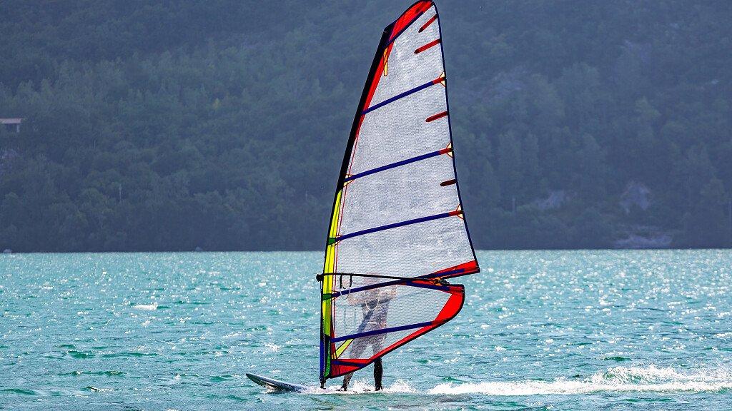 Sport acquatici nel Giardino del Sudtirolo - cover