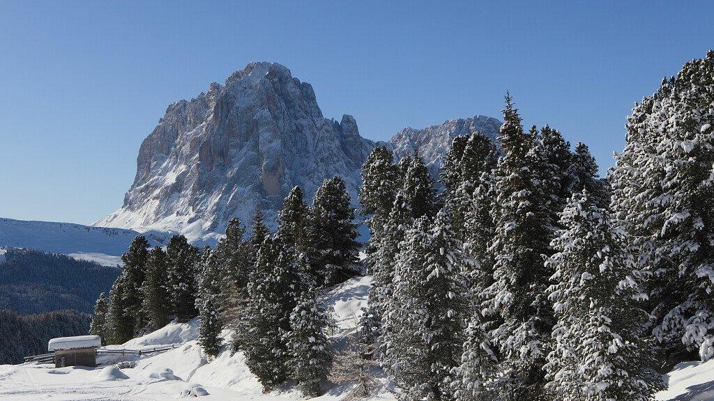 Sci alpinismo in Val Gardena - cover