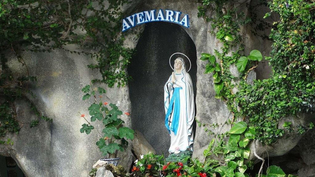 Santuario Mariano di Montagnaga - cover