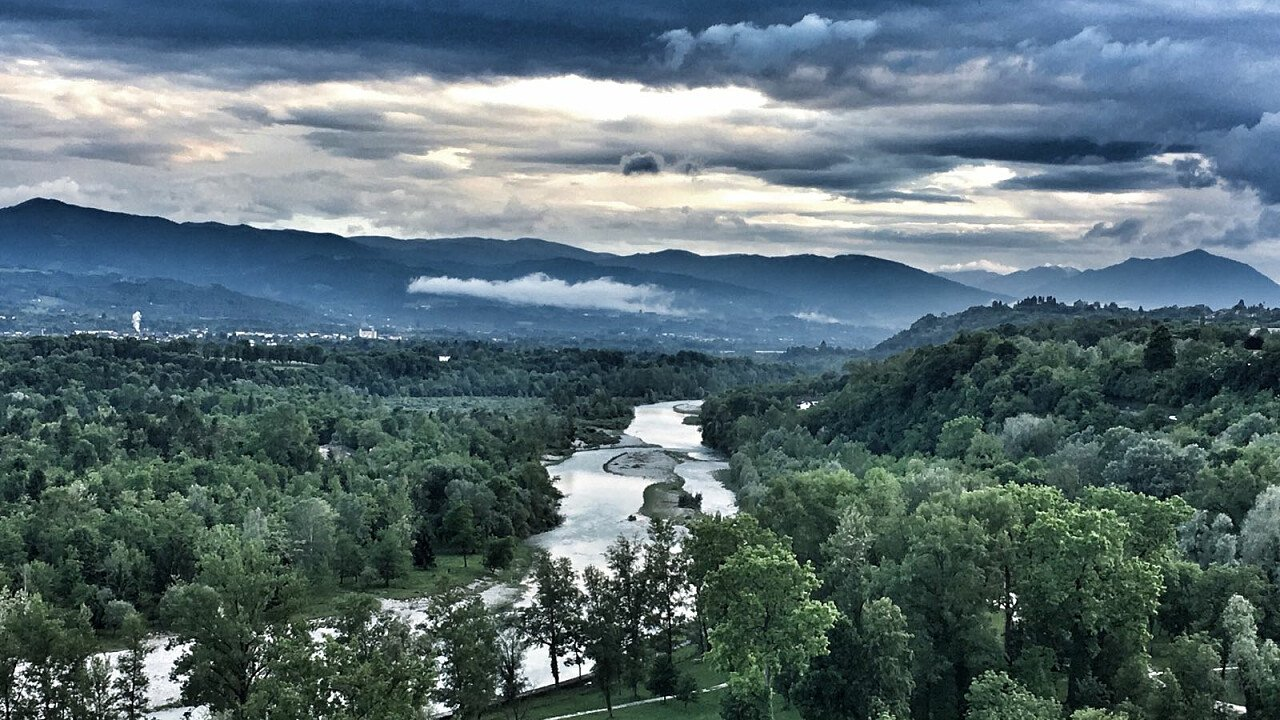 Il fiume sacro alla Patria: la Piave