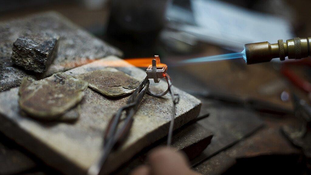Das Eisenhandwerk - cover