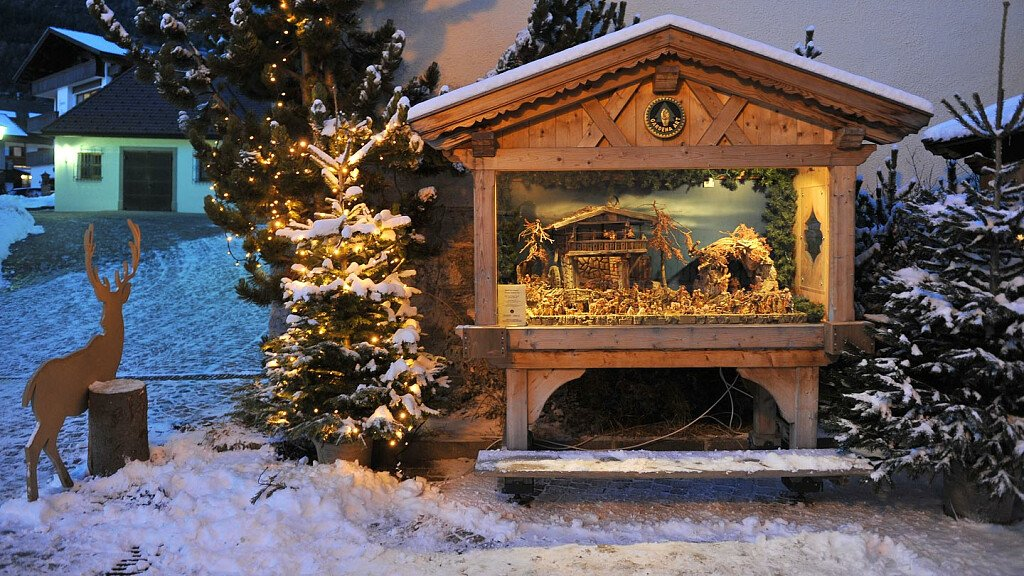 Mountain Christmas - Selva di Val Gardena - cover