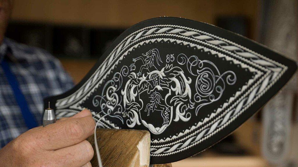 L'artigianato della Val Sarentino - cover