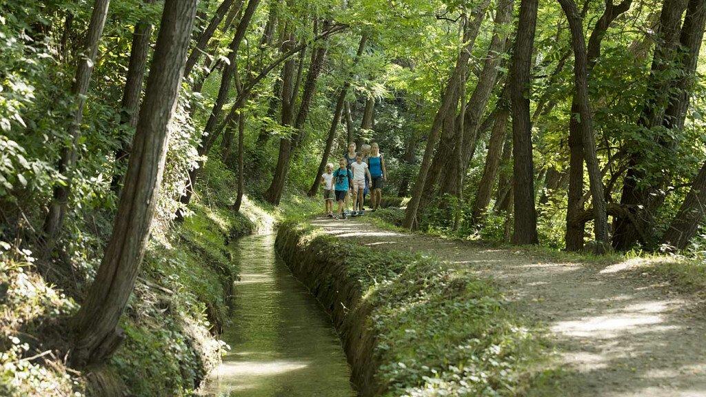 I sentieri delle rogge in Val Venosta - cover