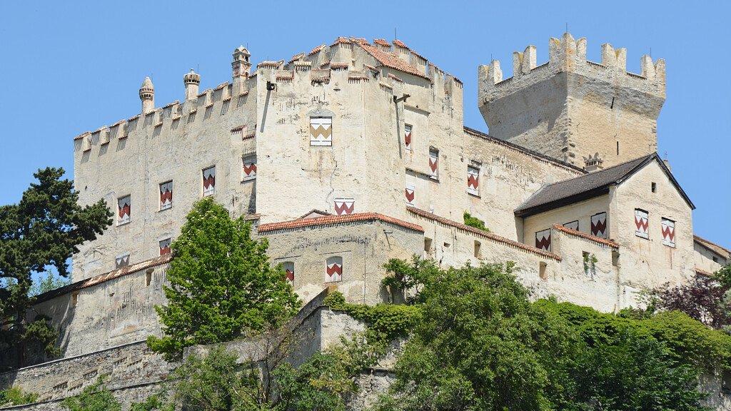 Castel Coira - cover