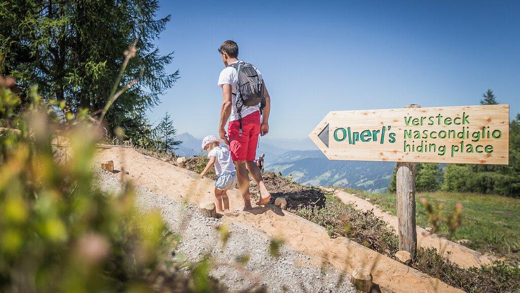 Parco Natura Olperls Bergwelt - cover