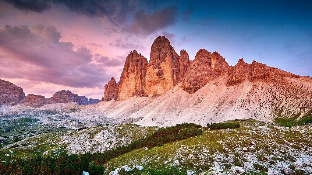 Three Peaks Nature Park - cover