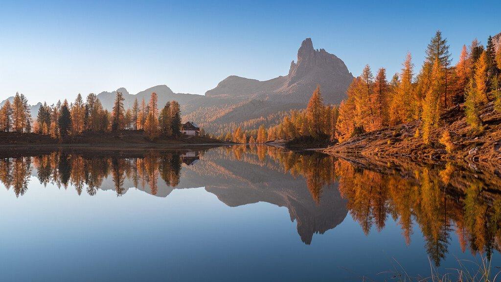 Die Seen von Cortina d'Ampezzo - cover