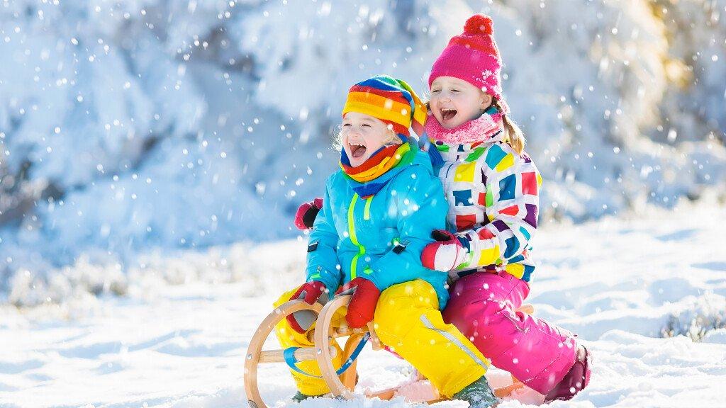 Settimana Bianca con bambini: le migliori località sulle Dolomiti - cover
