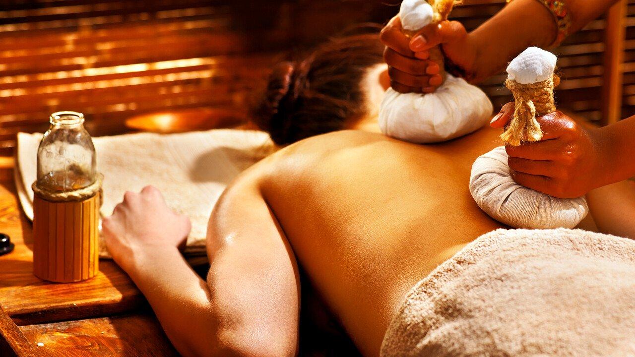 Massaggio relax