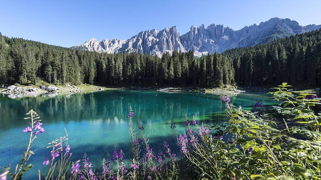 Ideen für den 25. April und den 1. Mai in den Dolomiten - cover