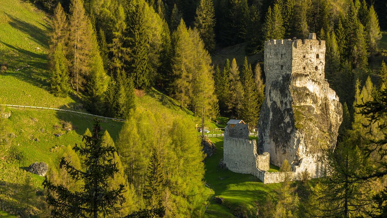 Castello di Andraz | Livinallongo Col di Lana