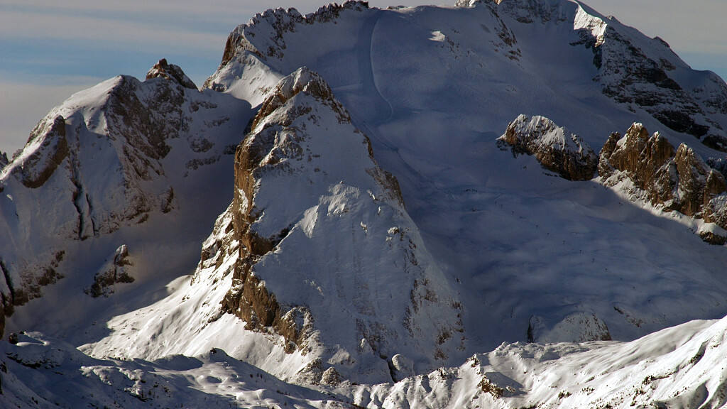 Marmolada: la regina delle Dolomiti - cover