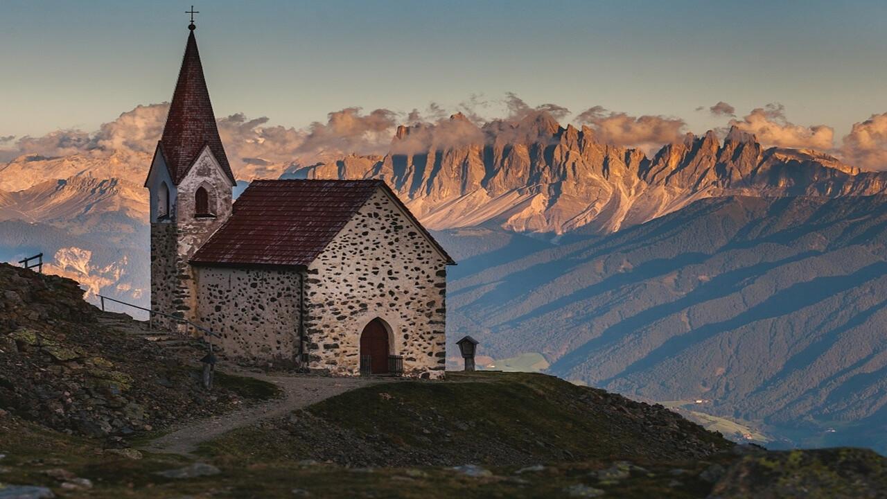 Kirche Latzfonser Kreuz | Klausen, Barbian, Feldthurns und Villanders