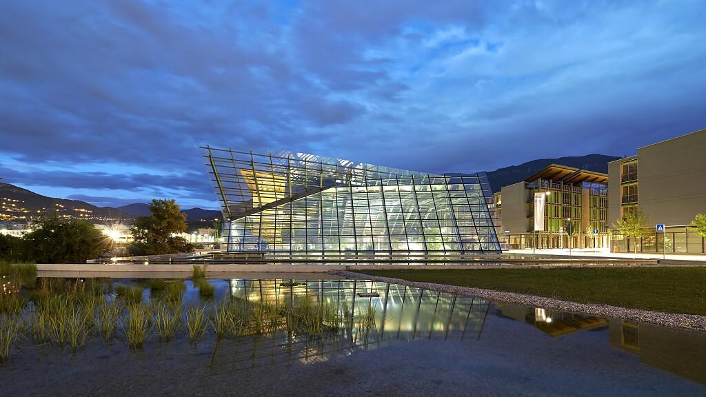 MUSE: il Museo delle Scienze di Trento - cover