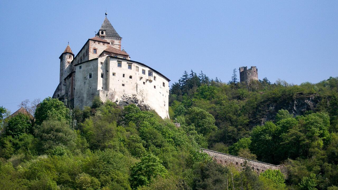 Caste Forte o Trostburg a Ponte Gardena